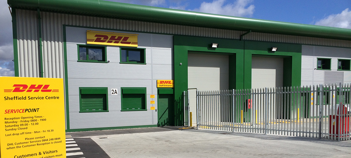 DHL Shortwood- Warehouse Fit Out  | Stewarts Commercial Contractors