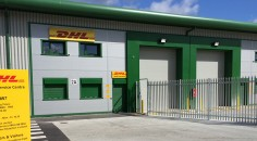 DHL Shortwood- Warehouse Fit Out.