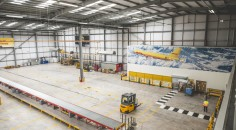 DHL Minworth- Warehouse Fit Out