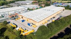 DHL Chester Gates - Warehouse Fit Out