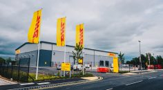 DHL Stoke - Warehouse Fit Out