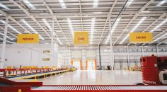 DHL Swindon - Warehouse Fit Out